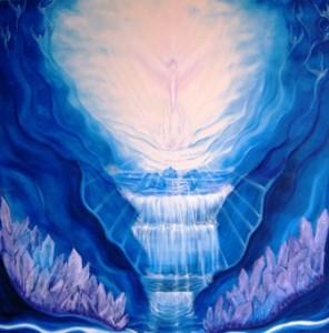crystal Universe, 80x80,6400 - Kopi